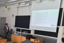 Member LiTA has assisted to the Joint Conference COST Actions FP1402 and FP1404 at KTH, Stockholm